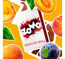 Табак для кальяна Zomo(Зомо) Dragon Wall / Драгон Волл (сок персика, абрикоса и сливы) 50 грамм