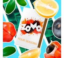 Табак для кальяна Zomo(Зомо) Four Seasons / Фор Сизонс (цитрусовый энергетический напиток) 50 грамм
