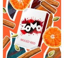 Табак для кальяна Zomo(Зомо) Mulled Red / Мьюлд Ред (вкус глинтвейна) 50 грамм