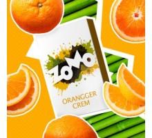Табак для кальяна Zomo(Зомо) Orangger Crem / Оранджер крем (нежный вкус апельсинов) 50 грамм