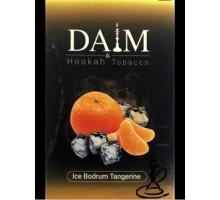 Табак для кальяна Daim Ice Bodrum Tangerine / Ледяной Мандарин 50 грамм