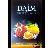 Табак для кальяна Daim Ice Orange Pomegranate / Ледяной Апельсин Гранат 50 грамм