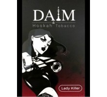 Табак для кальяна Daim Lady Killer / Леди Киллер 50 грамм