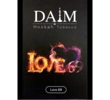 Табак для кальяна Daim Love 69 / Любовь 69 50 грамм