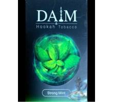Табак для кальяна Daim Strong Mint / Крепкая Мята 50 грамм