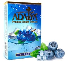 Табак для кальяна Adalya Blue Ice / Черника Лед 50 грамм