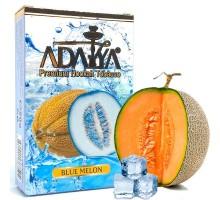 Табак для кальяна Adalya Blue Melon / Дыня Блю 50 грамм