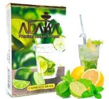 Табак для кальяна Adalya Caipirinha Brazil / Кайпиринья Бразил 50 грамм