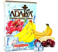 Табак для кальяна Adalya Cherry Banana Ice / Вишня Банан Лед 50 грамм