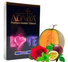 Табак для кальяна Adalya Love 66 / Любовь 66 50 грамм