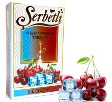 Табак для кальяна Serbetli Ice Cherry / Ледяная Вишня 50 грамм