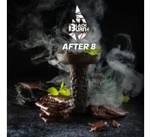 Табак для кальяна Black Burn After 8 (Черный Берн Шоколад с мятой) 100 грамм