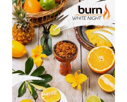 Табак для кальяна Burn White Nights / Белая ночь 100 грамм