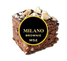 Табак для кальяна Milano Brownie / Шоколадное Пирожное M52 100 грамм