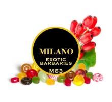 Табак для кальяна Milano Exotic Barbaries M63 / Экзотик Барбарис M63 100 грамм