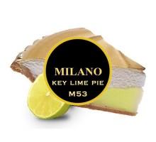 Табак для кальяна Milano Key Lime Pie / Лаймовый пирог M53 100 грамм