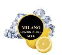 Табак для кальяна Milano Lemon Chill M29 (Лимон Лед) 100 грамм
