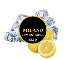 Табак для кальяна Milano Lemon Chill M29 (Лимон Лед) 100 грамм