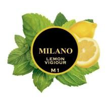 Табак для кальяна Milano Lemon Vigiour M1 (Лимон Мята) 100 грамм