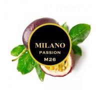 Табак для кальяна Milano Passion M26 (Маракуйя) 100 грамм