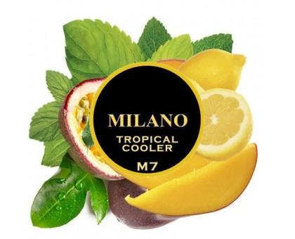 Табак для кальяна Milano Tropical Cooler M7 (Тропикал Куллер) 100 грамм