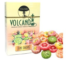 Табак для кальяна Volcano Fine Drops / Фруктовые Леденцы 50 грамм