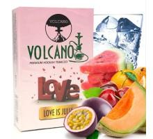 Табак для кальяна Volcano Love is Jilia  / Любовь Джулии 50 грамм