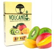 Табак для кальяна Volcano My Way / Киви Манго 50 грамм