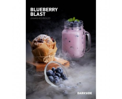 Табак для кальяна Darkside Core Line Blueberry Blast (Черничный Взрыв) 100гр