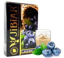 Табак для кальяна Jibiar Blue Mist / Блу Мист 50 грамм