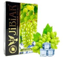 Табак для кальяна Jibiar Ice Grape / Ледяной Виноград 50 грамм