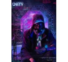 Табак для кальяна Unity Unity Drink / Черничная кола 125 грамм