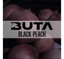 Табак для кальяна Buta Gold Line Black Peach / Чёрный Персик 50 грамм