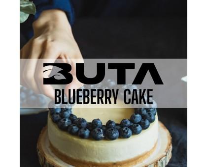 Табак для кальяна Buta Gold Line Blueberry Cake / Черничный Торт 50 грамм