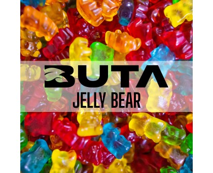 Табак для кальяна Buta Gold Line Jelly Bear / Мармеладные Мишки 50 грамм