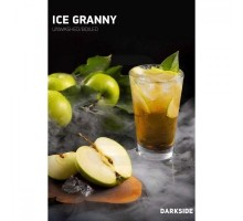 Табак для кальяна Darkside Core Line Ice Granny (Айс Гренни) 100гр