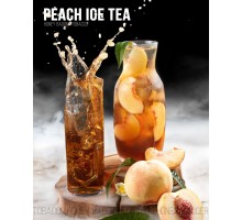 Табак для кальяна Honey Badger WILD Peach Ice Tea (Персиковый Чай со Льдом) 40г