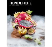 Табак для кальяна Honey Badger WILD Tropical Fruits (Тропические Фрукты) 40г