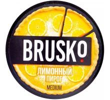 Табак для кальяна Brusko Лимонный пирог 50 грамм