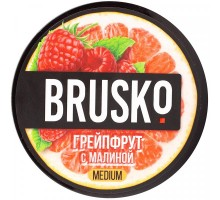 Табак для кальяна Brusko Грейпфрут малина 50 грамм