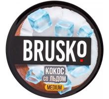 Табак для кальяна Brusko Кокос со Льдом 50 грамм