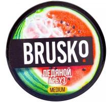 Табак для кальяна Brusko Ледяной Арбуз 50 грамм