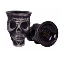 Чаша для кальяна GrynBowls Cranium (Череп) Фанел