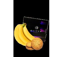 Табак для кальяна Glitch (Глитч) Банановое Печенье 50 грамм
