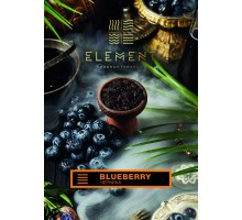 Табак дла кальяна Element Земля Blueberry (Черника) 100гр