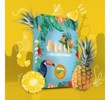 Безникотиновая Смесь Aloha Pineapple (Алоха Ананас) 100 грамм