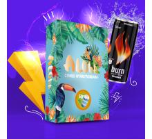 Безникотиновая Смесь Aloha Burn (Алоха Берн) 100 грамм