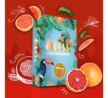 Безникотиновая Смесь Aloha Grapefruit (Алоха Грейпфрут) 100 грамм