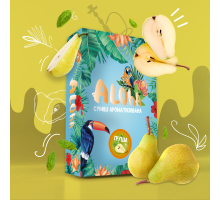 Безникотиновая Смесь Aloha Pear (Алоха Груша) 100 грамм