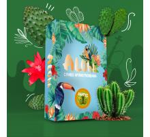 Безникотиновая Смесь Aloha Cactus (Алоха Кактус) 100 грамм